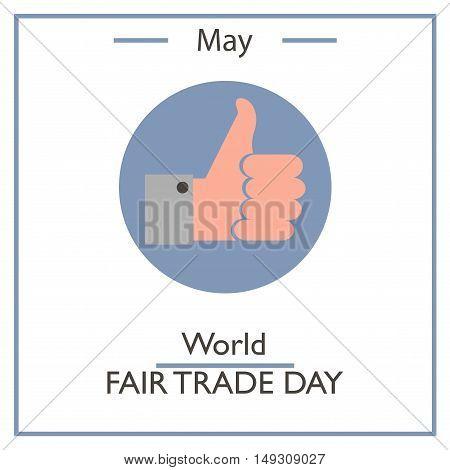 World Fair Trade Day, May
