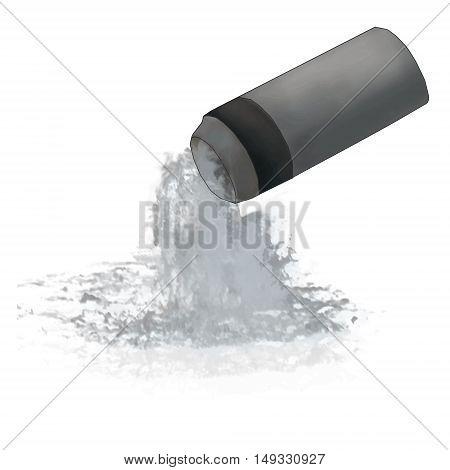 Liquid nitrogen illustration physics reservoir resistance science