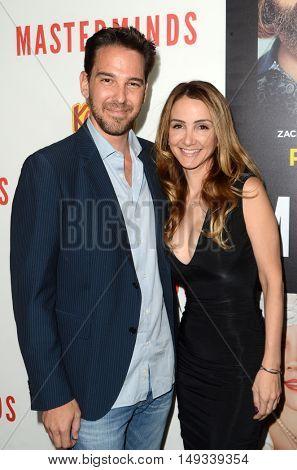 LOS ANGELES - SEP 26:  Matthew Kavanaugh, Shira Scott at the