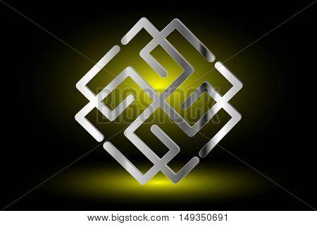 Symbol of the sun , Slavic symbol of the sun