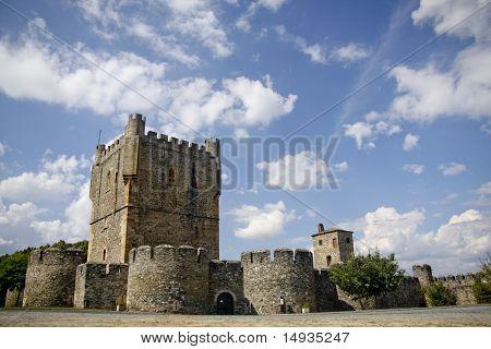 Braganca castle