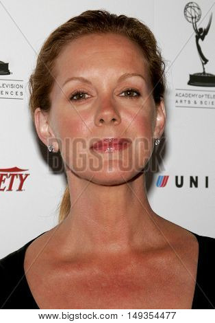 Elizabeth Perkins at the 58th Annual Primetime Emmy Awards Performer Nominee Reception held at the Pacific Design Center in West Hollywood, USA on August 25, 2006.
