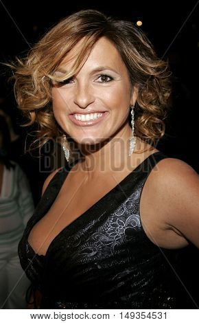 Mariska Hargitay at the 58th Annual Primetime Emmy Awards Performer Nominee Reception held at the Pacific Design Center in West Hollywood, USA on August 25, 2006.