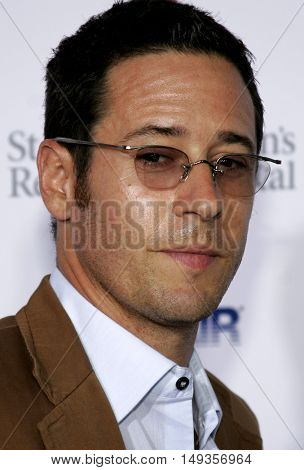 Rob Morrow at the 'Runway For Life' Benefiting St. Jude Children's Research Hospital held at the  Beverly Hilton in Beverly Hills, USA on September 15, 2006.