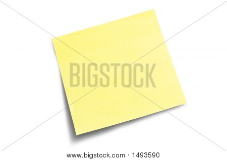 Sticky Note - To Do List