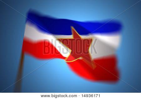 Flag of Yugoslavia