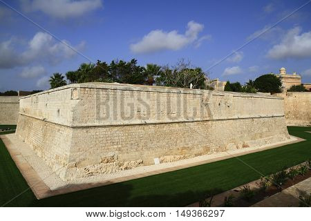 Mdina Citadel Malta