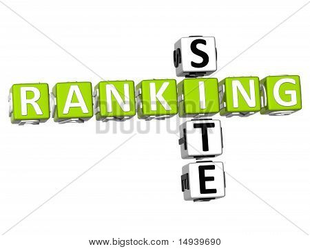 Ranking Site Crossword