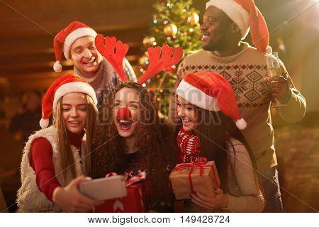 Get-together on Christmas