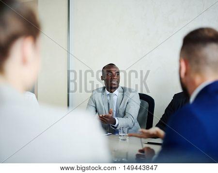 Business master-class