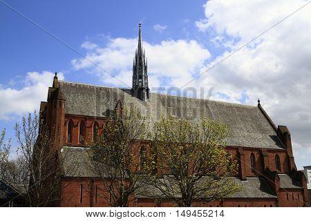 The Barony Parish Church
