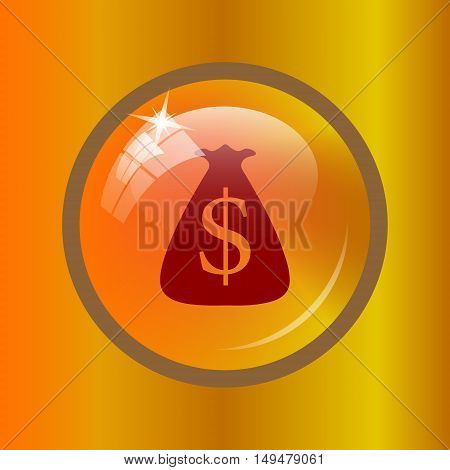 Dollar Sack Icon