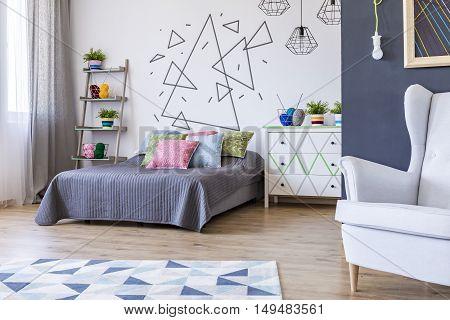 Creative Interior For A Creative Person