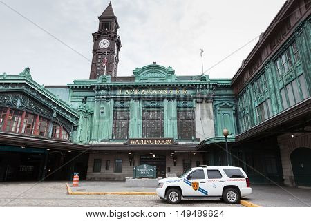Hoboken Train And Ferry Terminal