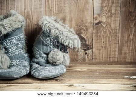 Warm Slippers