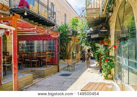 Feingold Courtyard, Jerusalem