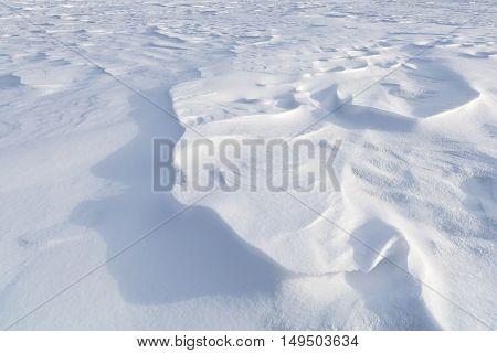 winter cold white snow background texture white