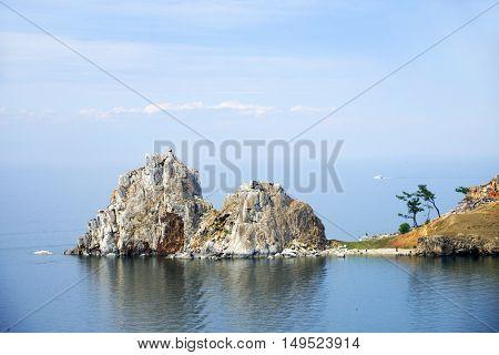 Baikal Lake Landscape, Russian Federation