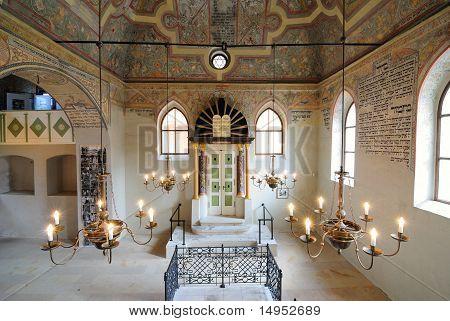 Boskovice Synagogue