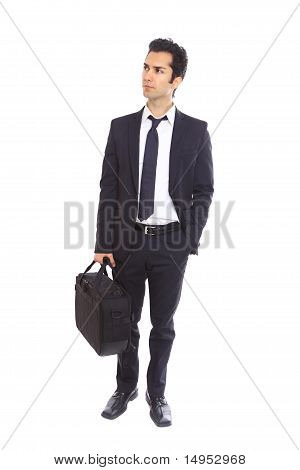 Businessman Watiting