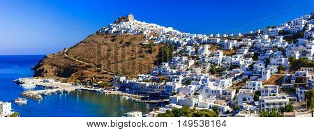 Beautiful authentic Greek islands - Astypalea, Dodecanese