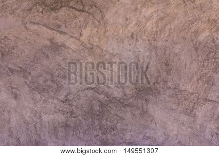 Polished concrete wall , texture and background