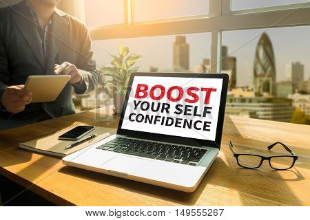 Boost Your Self Confidence