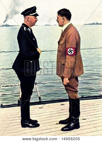 Hitler And Himmler