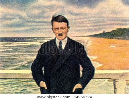 Hitler In Heiligendamm