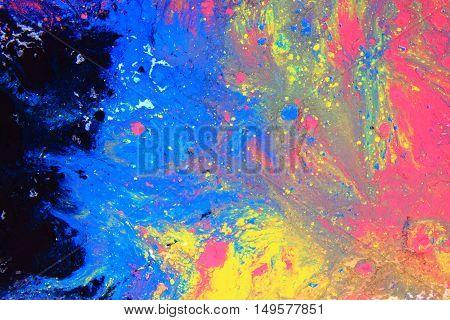 Cmyk Toner Powder (cyan, Magenta, Yellow, Black)