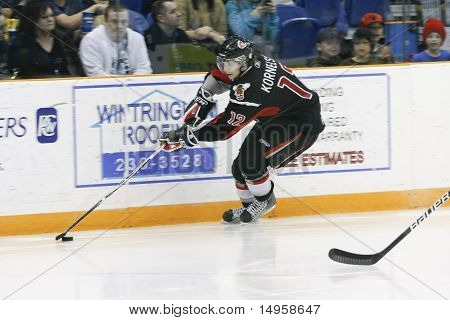 Western Hockey League (whl) Game