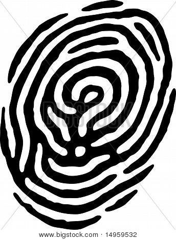 Thumb Print Question