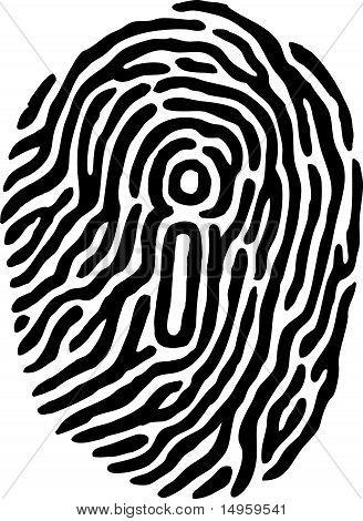 Thumb Print - I