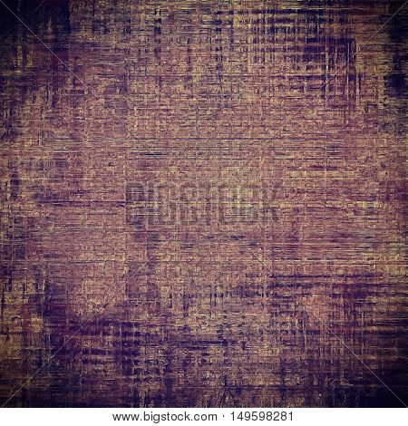 Grunge antique frame, vintage style background. With different color patterns: yellow (beige); brown; gray; purple (violet); pink