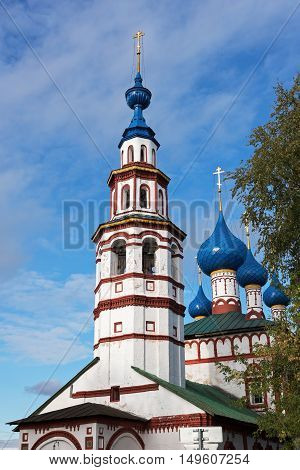 Church of the Korsun Icon of the Mother of God, Uglich, Russia