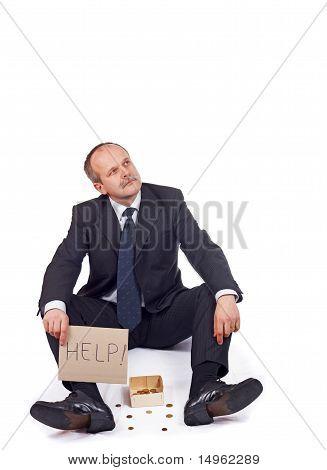 Bankrupt Businessman