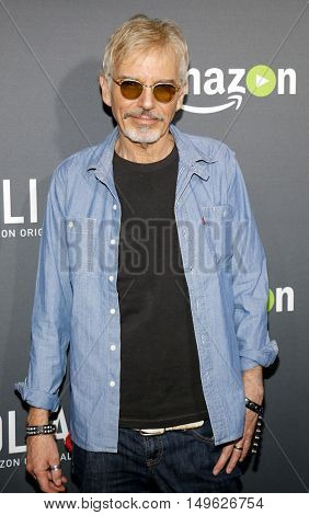 Billy Bob Thornton at the Los Angeles premiere of Amazon's 'Goliath' held at the London Hotel in West Hollywood, USA on September 29, 2016.