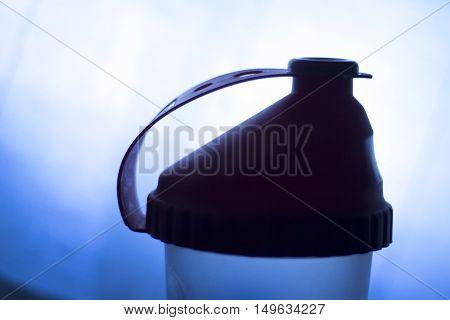 Fitness Protein Shake Shaker Bottle