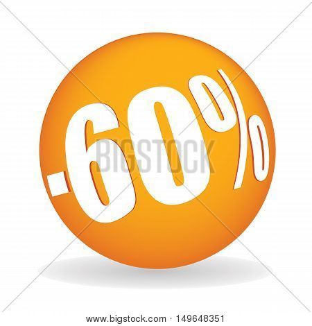 Sixty Percent Off Sphere