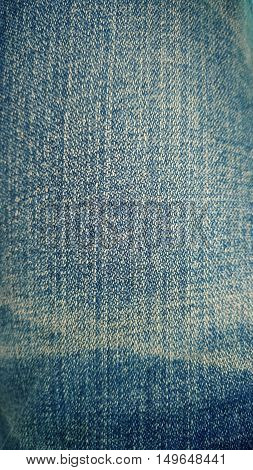 The jeans denim texture for background decorate.