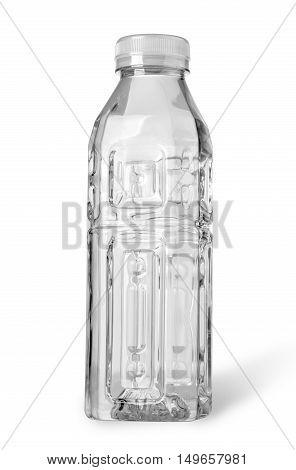 Plastic Bottle Of Wate