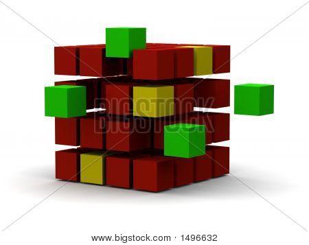 Breakout 3D Design