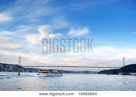 Istanbul seascape
