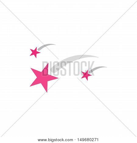Fireworks Icon Vector. Flat simple color pictogram