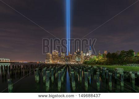 Tribute In Light - September 11