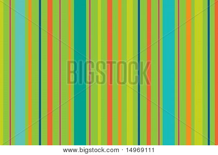 Summer Stripes Wallpaper