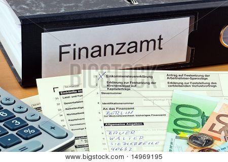 Deutsche Steuererklärung