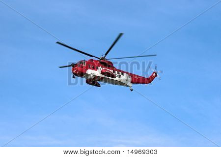 Sea Rescue Helicopter