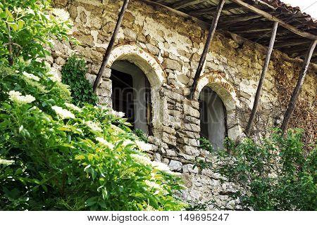 Veliko Tarnovo, Bulgaria 22 may, 2013: Old House in Old Town  Veliko Tarnovo, Bulgaria.  Veliko Tarnovo is an ancient town