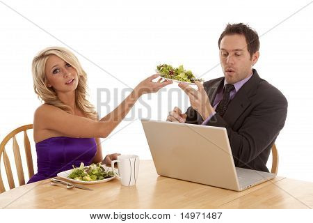 Sad Won't Take Salad
